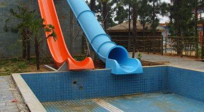 Cheap Promotional Build Your Own Pool Slide
