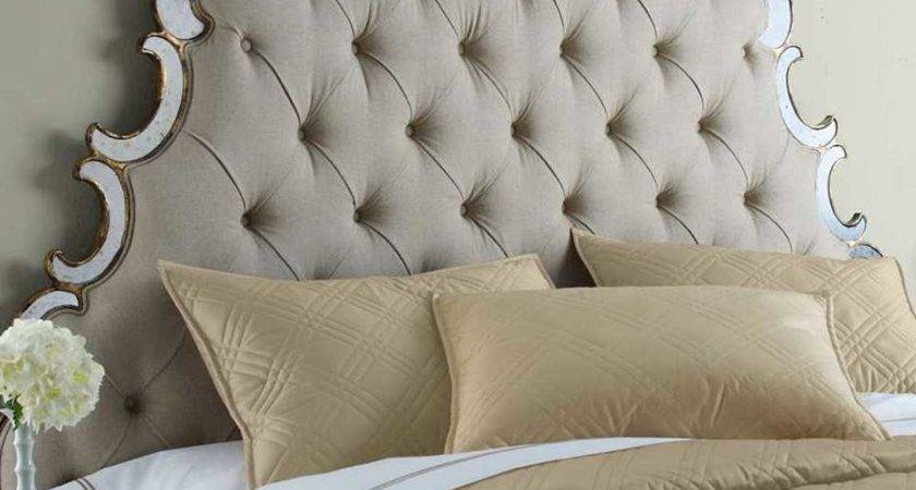 Cheap Upholstered Headboards Including Enchanting