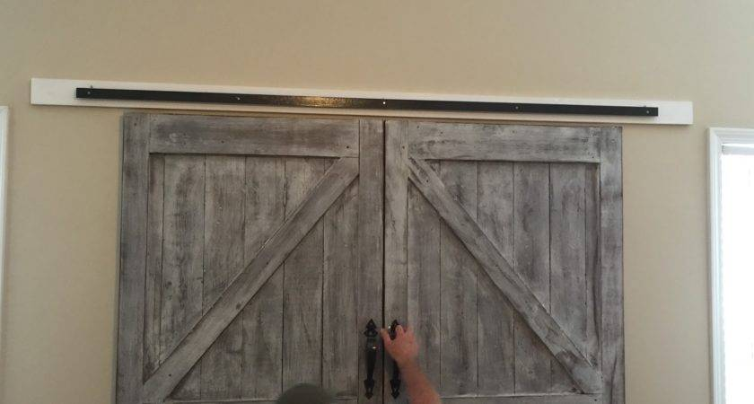 Cheaper Better Diy Barn Door Headboard Faux