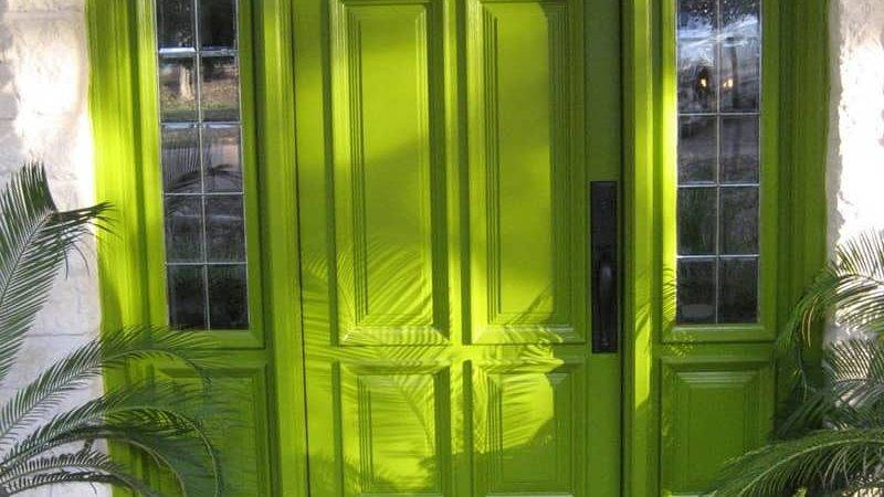 Choose Best Color Your Front Door