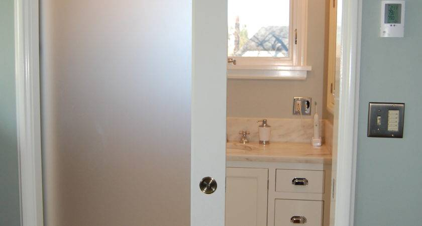 Choosing Frosted Glass Interior Door Your Apartment