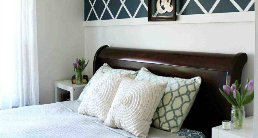 Christinas Adventures Our Above Bed Decor Headboard