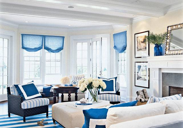 Classic Coastal Home Bunch Interior Design Ideas
