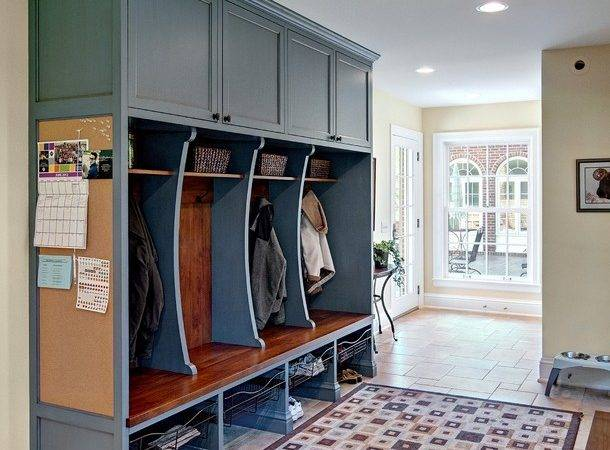 Classic Mudroom Cubbies Traditional Other