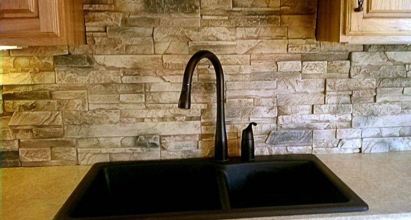 Clean Your Backsplash Creative Faux Panels