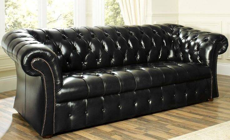 Clean Your Black Leather Sofa