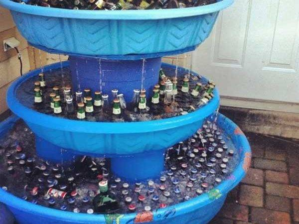 Clever Diy Outdoor Cooler Ideas Let Keep Cool