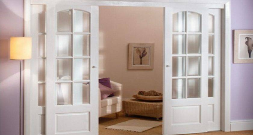 Closet Configuration Ideas Interior Sliding French Doors