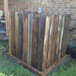 Clover House Fence Picket Unit Cover