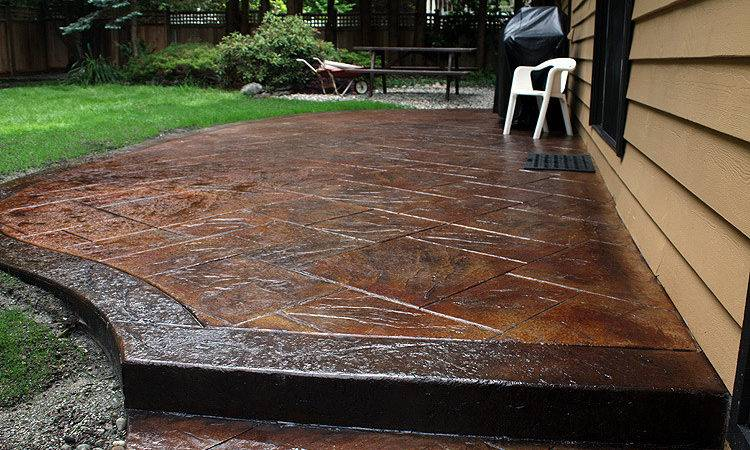 Cmdt Systems Decorative Stamped Concrete Patios