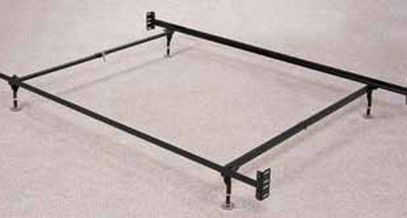 Coaster Black Twin Metal Bed Frame