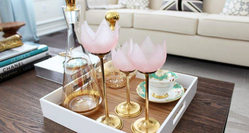 Coffee Table Decor Ideas Inspirational Guide