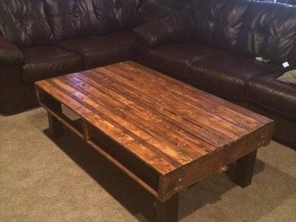 Coffee Table Plans Crafts