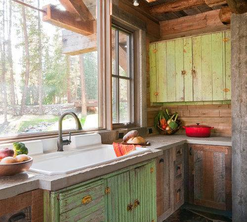 Collection Rustic Kitchens Town Country Living