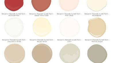 Color Outside Lines Pottery Barn Paint Colors