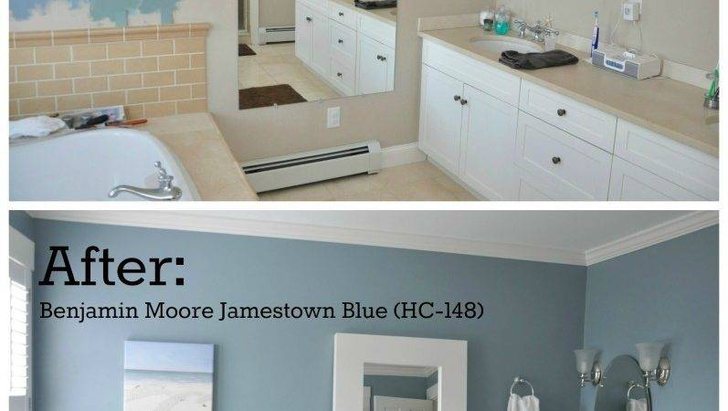 Color Paint Bathroom Benjamin Moore Dreams House