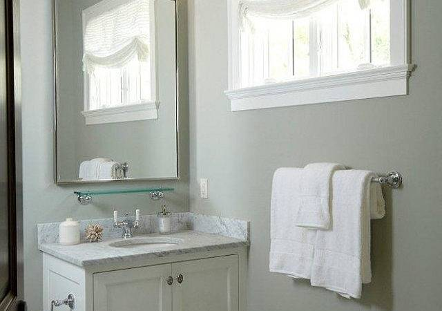 Color Paint Bathroom Benjamin Moore Natural Interior