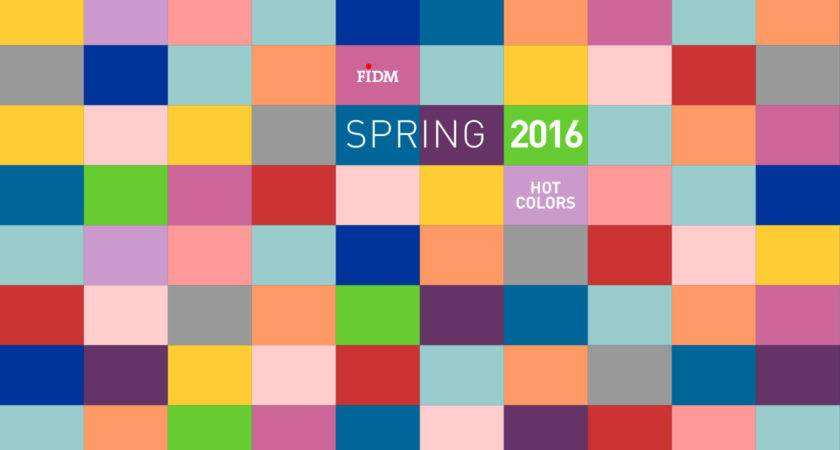 Color Trends Spring Brings Calm Hues
