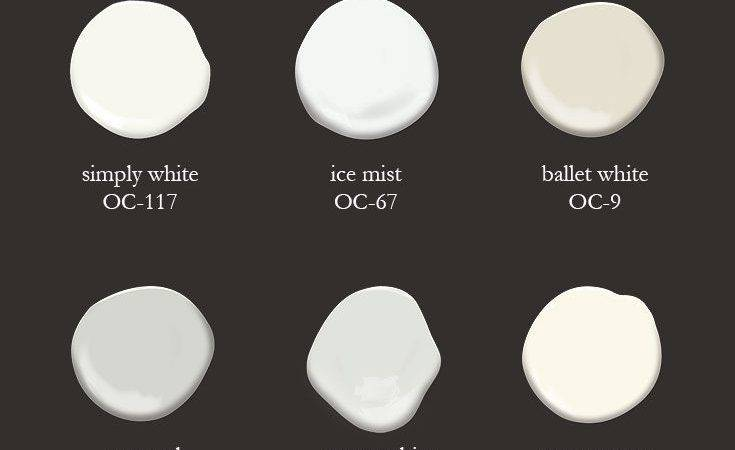 Color Trends Year Simply White