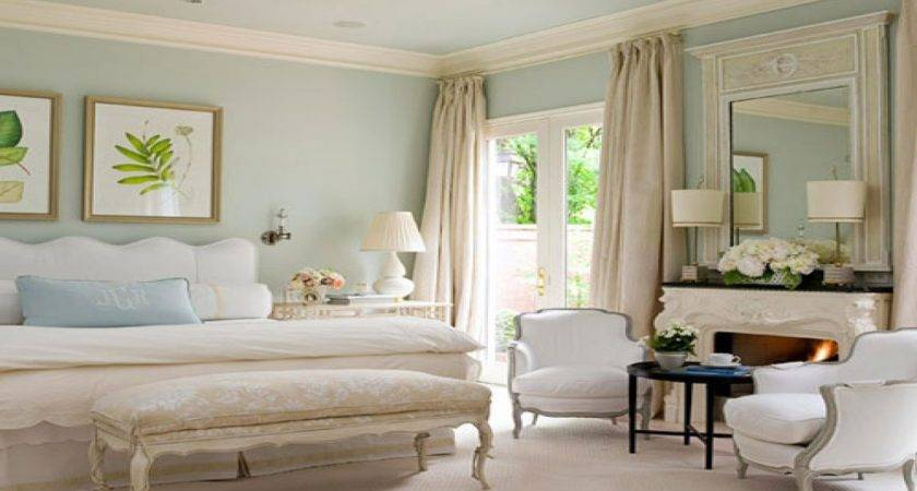 Colors Master Bedrooms Light Blue Bedroom Paint