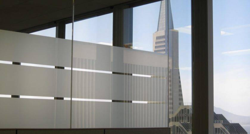 Commercial Window Tinting Privacy Film Reflections