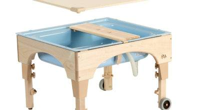 Communityplaythings Small Sand Water Table Blue