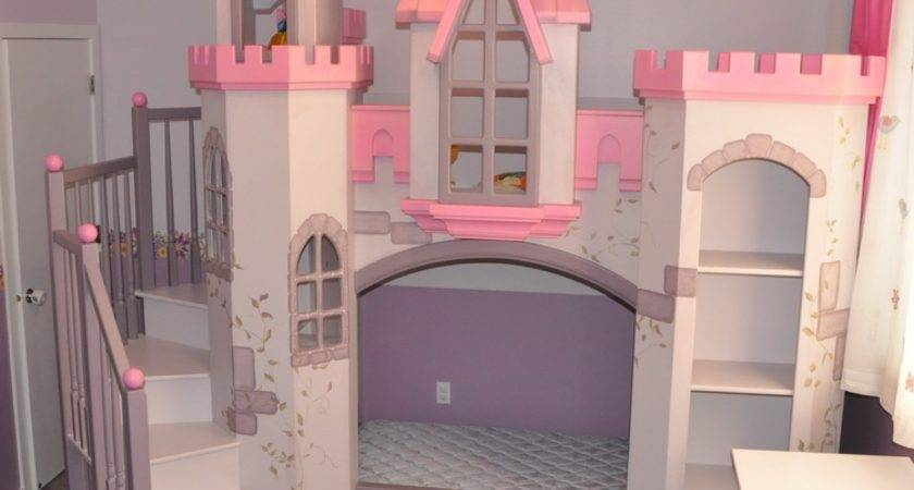 Complete Diy Castle Bed Plans