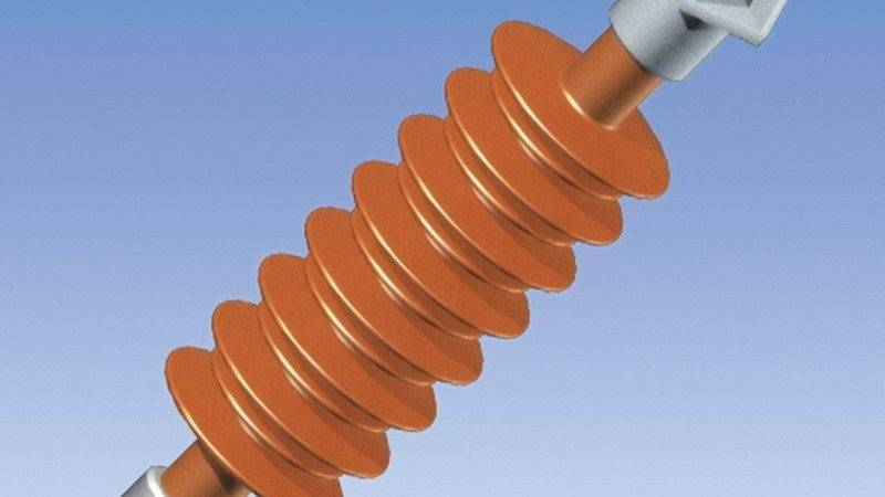 Composite Electric Railway Insulator Products