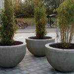 Concrete Flower Pot Designs Interior Design Ideas