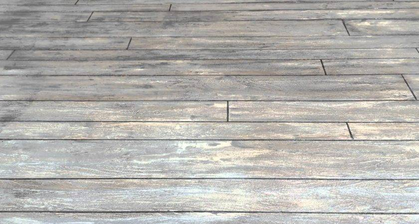 Concrete Wood Stamp Rental Architecture Plank Stamped Cost