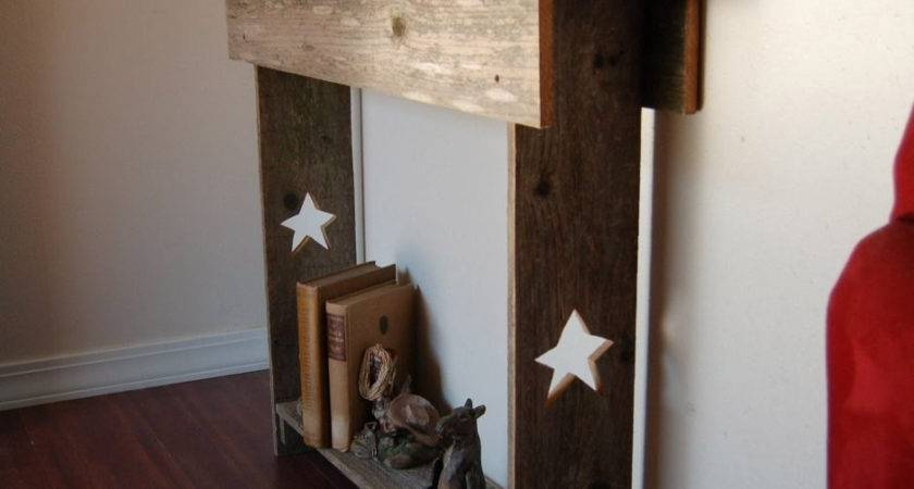 Console Table Skinny Way Stars Primitive