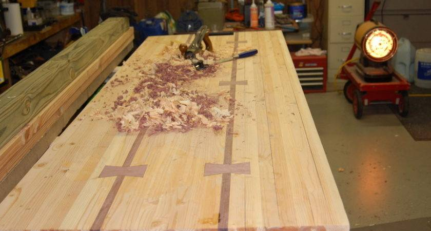 Construction Grade Workbench Project Jerry