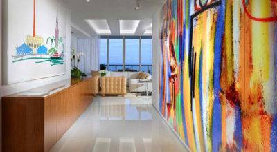 Contemporary Hallways Art Work Decors Home