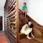 Cool Buildings Stair Slides Happy Kids