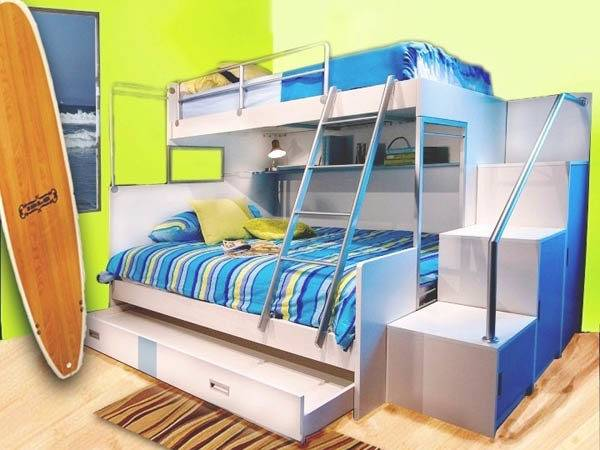 Cool Bunk Beds Kids Love Housely