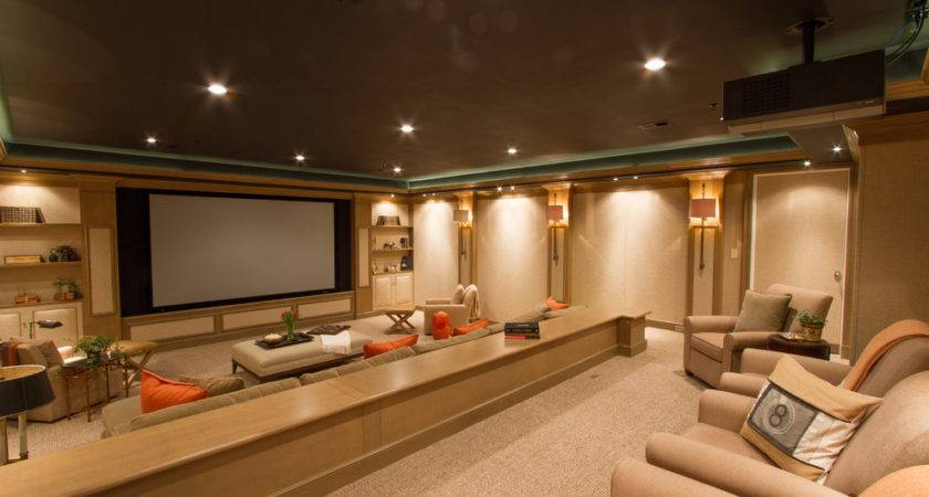 Cool Home Theater Items Decorating Ideas
