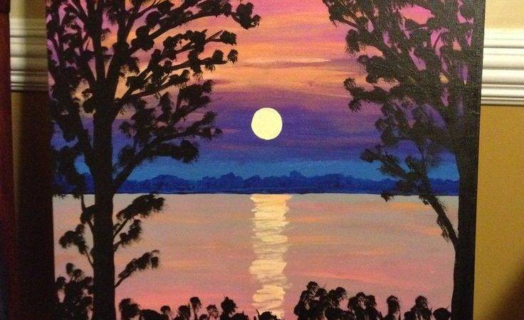 Cool Painting Ideas Canvas