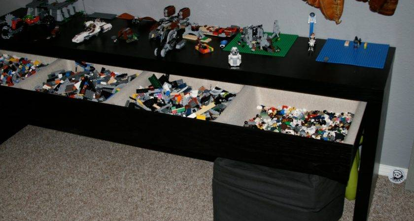 Coolest Thing Lovin Lego Table