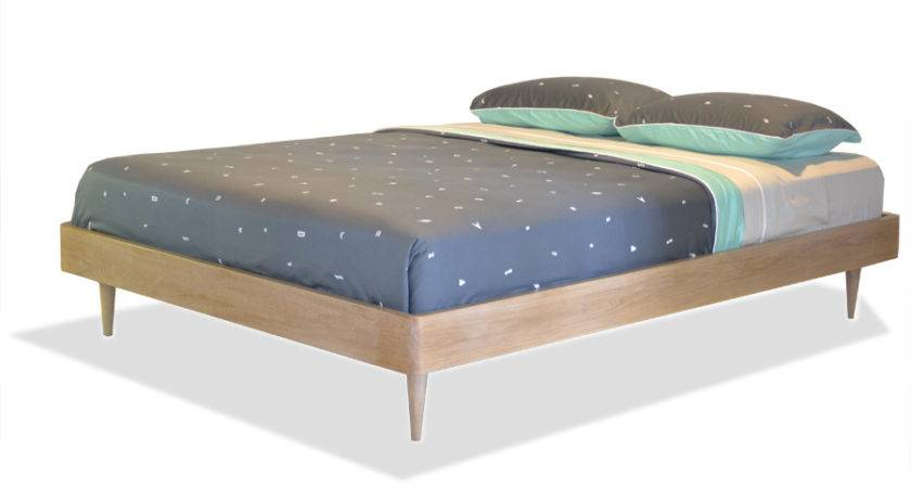 Copen Bed Without Headboard Natural Room