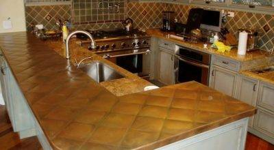 Copper Countertops Hoods Sinks Ranges Panels Brooks