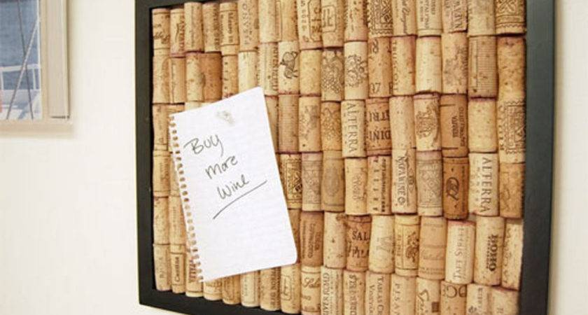 Cork Ideas Many Kinds Thing Could Made