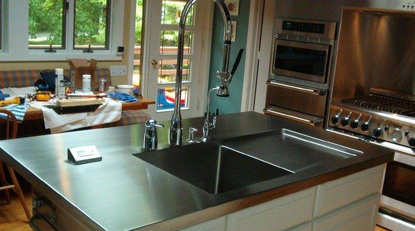 Cost Stainless Steel Countertops Diy