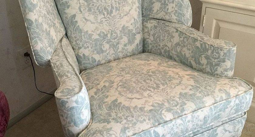 Cost Upholster Wing Chair