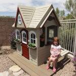 Costco Cedar Playhouse Life Simplistic