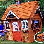 Costco Cedar Summit Stoneycreek Playhouse