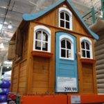 Costco Deal Cedar Summit Storybrooke Cottage Playhouse