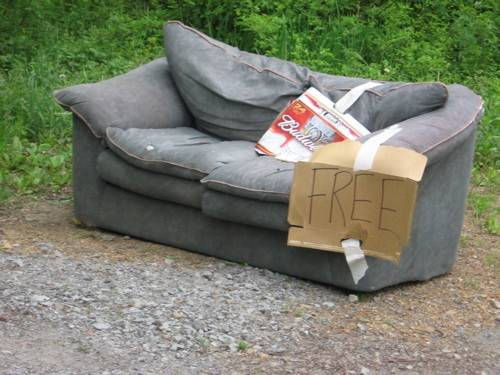 Couch Hack Make Old Look New