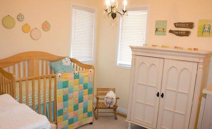 Country Nursery Benjamin Moore Windham Cream