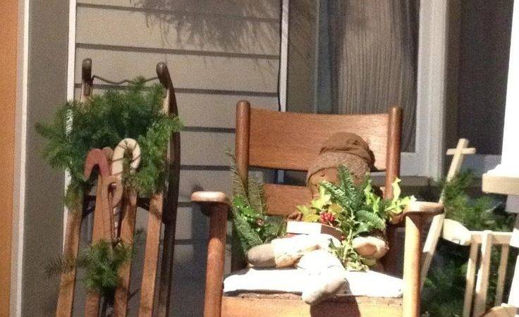 Country Vintage Holiday Decorating Ideas Your Front