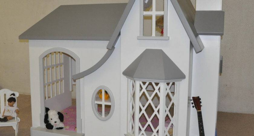 Cozy Cottage Bed Playhouse Tanglewood Design